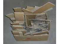 Free box full of good quality 6mm double-walled cardboard