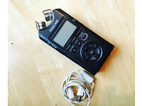 Tascam DR-40 Linear PCM Recorder - Good Condition