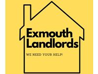 Exmouth Landlords, we need your help!