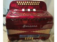 Borsini Button Accordion