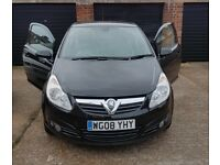 Vauxhall corsa 1.4, 63K, Full service history, 9 months MOT, Excellent condition