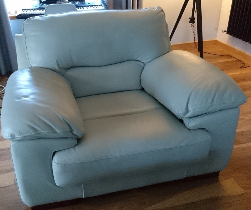 Leather Sofa Dfs Dazzle In Forres Moray Gumtree