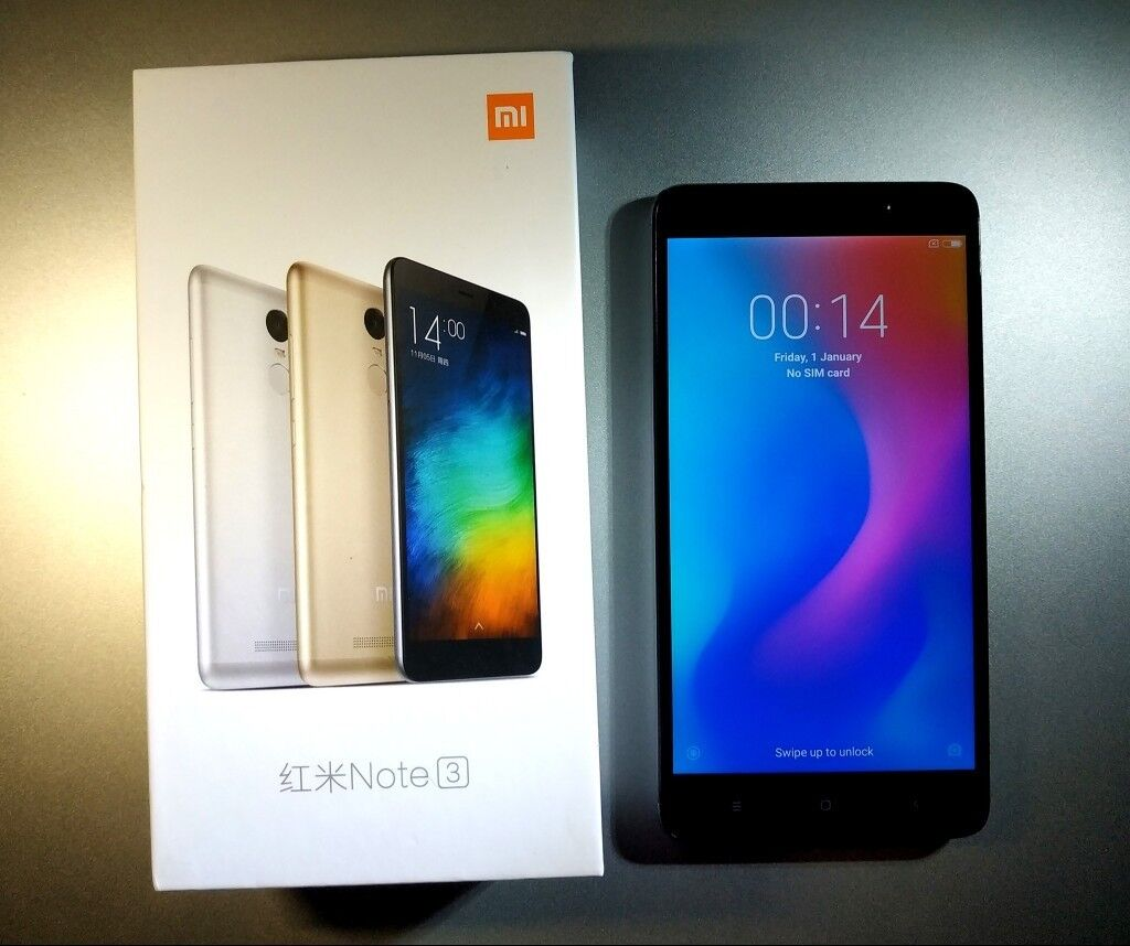 Xiaomi Redmi Note 3 PRO 55 GLOBAL Silver 3GB RAM