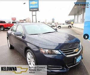 2016 Chevrolet Impala 2LT, Back Up Cam, Remote Start, Alloys