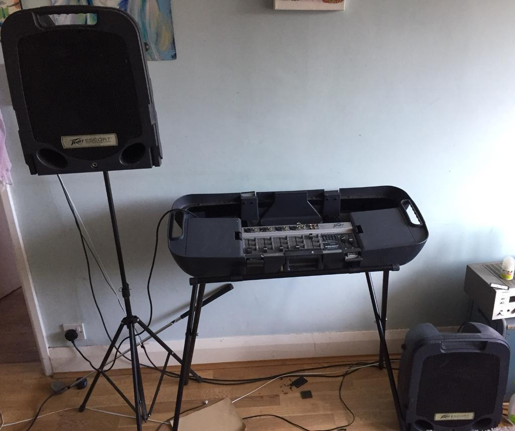 Peavey Escort 2000 Portable PA System 150W - | in Bournemouth ...