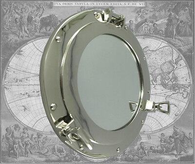Bullauge als Spiegel, Durchmesser ca. 30cm (N)