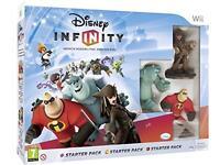 Disney INFINITY Starter Pack (Nintendo-Wii)