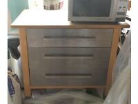 IKEA Kitchen Island with drawers - reasonable condition