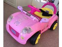 Peppa Pig Electric Ride On Car 6V