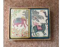 Playing Cards (Elephants Caspari)