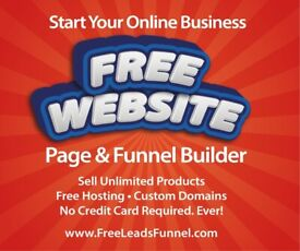 Free Website To Start Your Online Business
