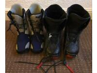 Northwave size 10 snowboard boots