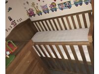 Mothercare baby nursery furniture