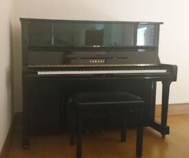 Yamaha Upright UX1 Piano
