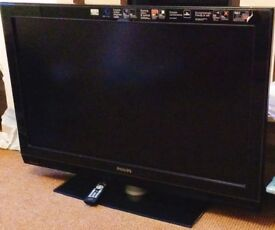 Phillips 42 inches black TV