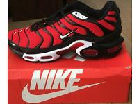Nike TNs trainers new