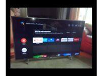 SMART LED TV PHILLIPS 55' 4K WIFI S