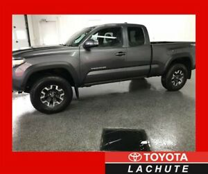 2016 Toyota Tacoma TRD OFFROAD 4X4