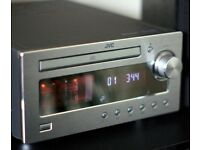JVC UX-D100 Wireless Micro DAB Hi-Fi With Valve Amplifier. Bluetooth CD + REMOTE