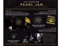 Pearl Jam Live at Third Man Records - Limited Third Man Vault Release with Jack White
