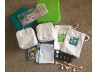 Cheeky wipes kit