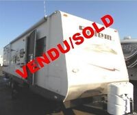2009 Forest River Salem 312QBUD ***SOLD***