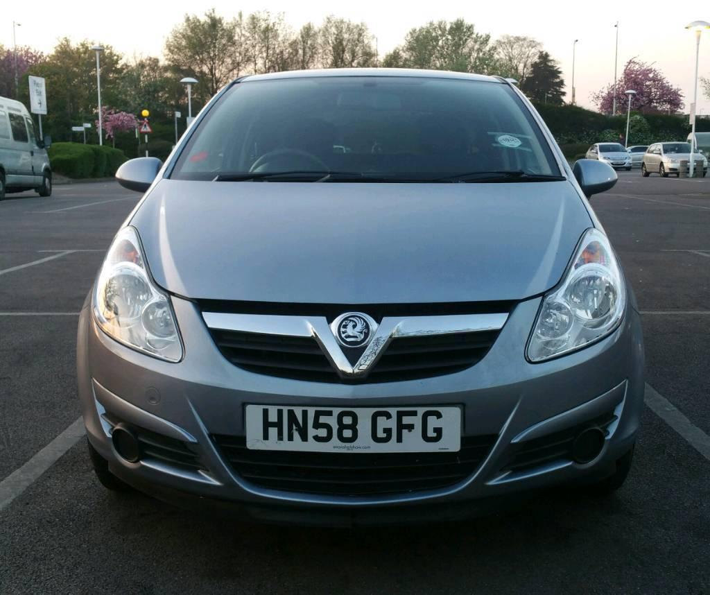 Vauxhall Corsa 1.0 i 12v Life Manual 3dr FSH New Timing&Pump Hpi Clear 52k miles