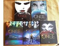 ONCE UPON A TIME SEASON 1-5 NEW