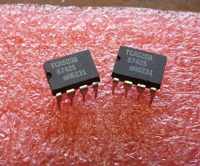 Tca520b Ic Operational Amplifier 2 Pcs Nos