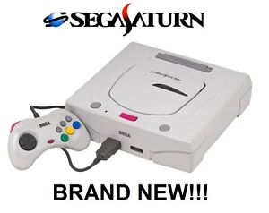 Sega Saturn Console *BRAND NEW* NTSC