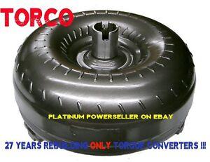 4L60E 4L65E 98 up 300mm GM Chevy Torque Converter LS eng TMBX TLBX VJCX 2 yr war