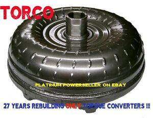 4L80E Chevy GMC torque converter GM81 - 1991-1998  UPGRADED