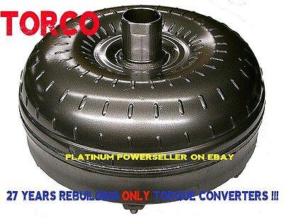 Ford  E4OD 4R100 Torque Converter 4 Studs -  5.0L  5.4L  5.8L UPGRADED lockup