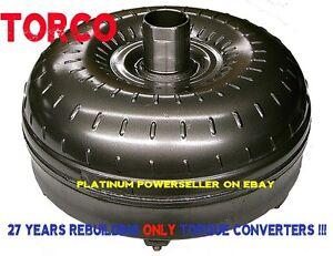 Ford  E4OD 4R100 Torque Converter 4 Studs 4.9L 7.3L-idi  7.5L HD Upgraded Lockup