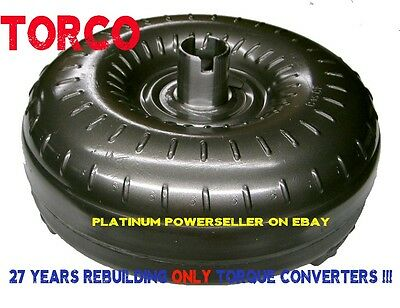 TH350C 350C Lockup 2200-2500 stall torque converter with 1 year warranty