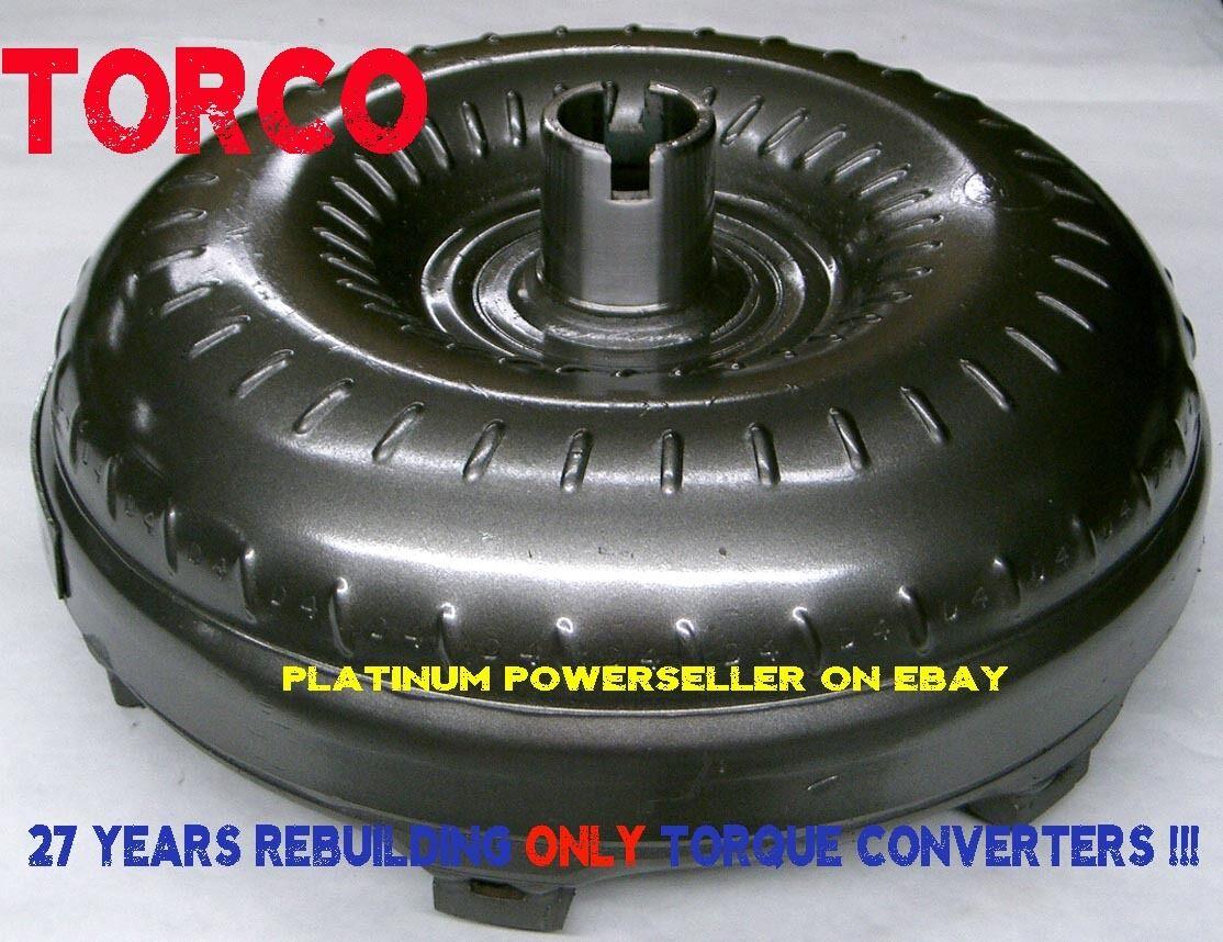 a518 high stall torque converter