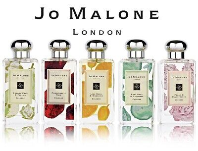 Jo Malone COLLECTION Various Perfume SAMPLES Choose Your Scent 100% GENUINE