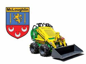 McLoughlin Mini Loader Digger & attachments SALES & HIRE Eden Hill Bassendean Area Preview