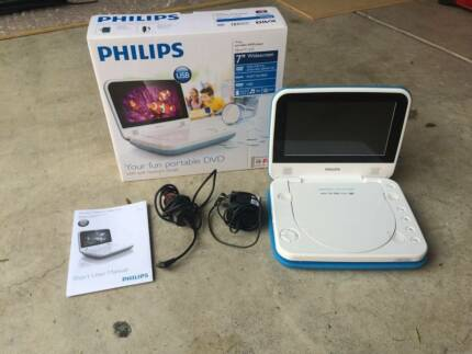 Portable DVD Player 7 inch from Phillips PD7006B