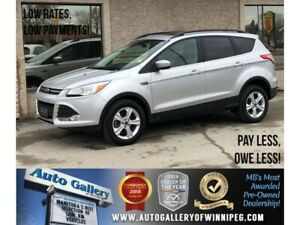 2016 Ford Escape SE *AWD/Htd Seats/Bluetooth/Pano Roof