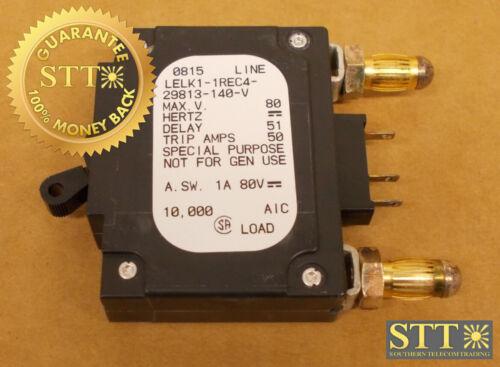 Lelk1-1rec4-29813-140-v Airpax 40 Amp Dc Bullet Circuit Breaker