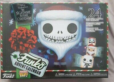 NEW Sealed Funko Pocket POP The Nightmare Before Christmas 2020 Advent Calendar
