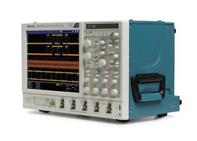 Tektronix Dpo7104c Digital Phosphor Oscilloscope 1ghz 5-20 Gss 4 Ch