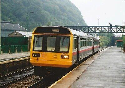 142010 Valley Lines 6x4 Quality British Rail Photo