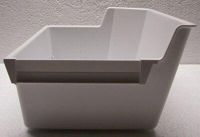 New W10310299 Refrigerator Ice Maker Ice Cube Bin Bucket Tray Holder Storage