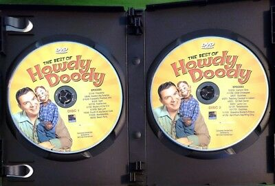 The Best of Howdy Doody: 20 Episodes