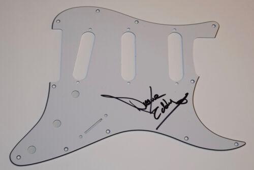 Duane Eddy Signed Autographed Pickguard Rebel Rouser Guitarist COA