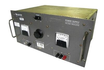 Kepco Sm-14-30m Voltage Regulated Power Supply 0-14 Vdc 30 Amps