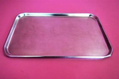 Vollrath 19 X 12 12 Stainless Steel Surgical Instrument Mayo Tray