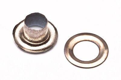 1000 0 14 Grommet Machine Grommets Washers Nickel Eyelets Hand Press Tool